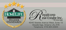 Home Life Royal Corp